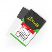 Calendário Imã 2022