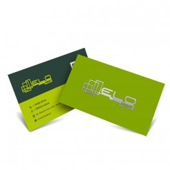 Cartão de Visita Hot Stamping